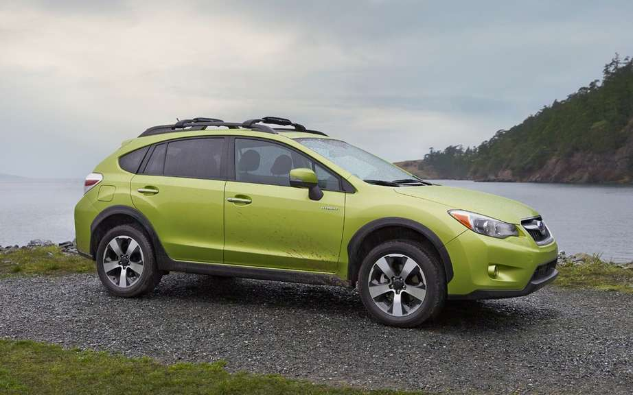Subaru Canada: record sales picture #2