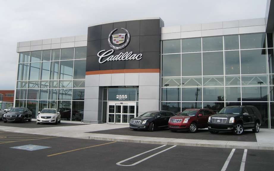 Canadian Car and truck sales increase