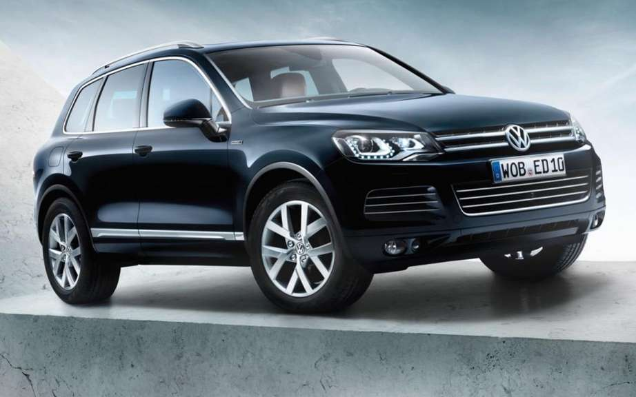Volkswagen Touareg X for the North American market picture #2