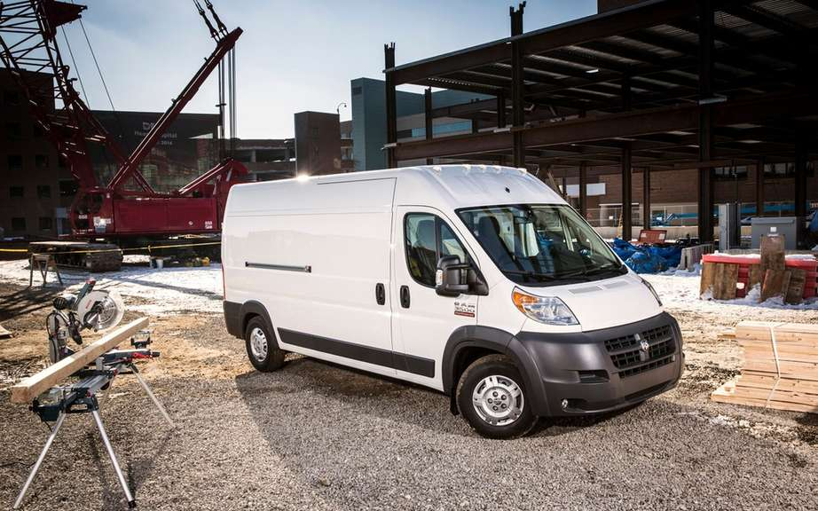 RAM ProMaster City more compact and economic