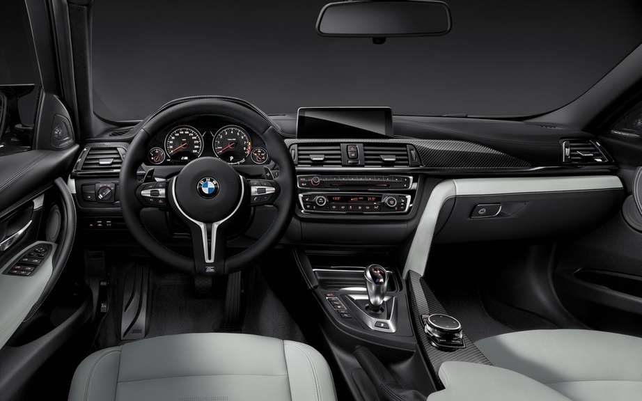 Here are the 2015 BMW M3 and M4 picture #14