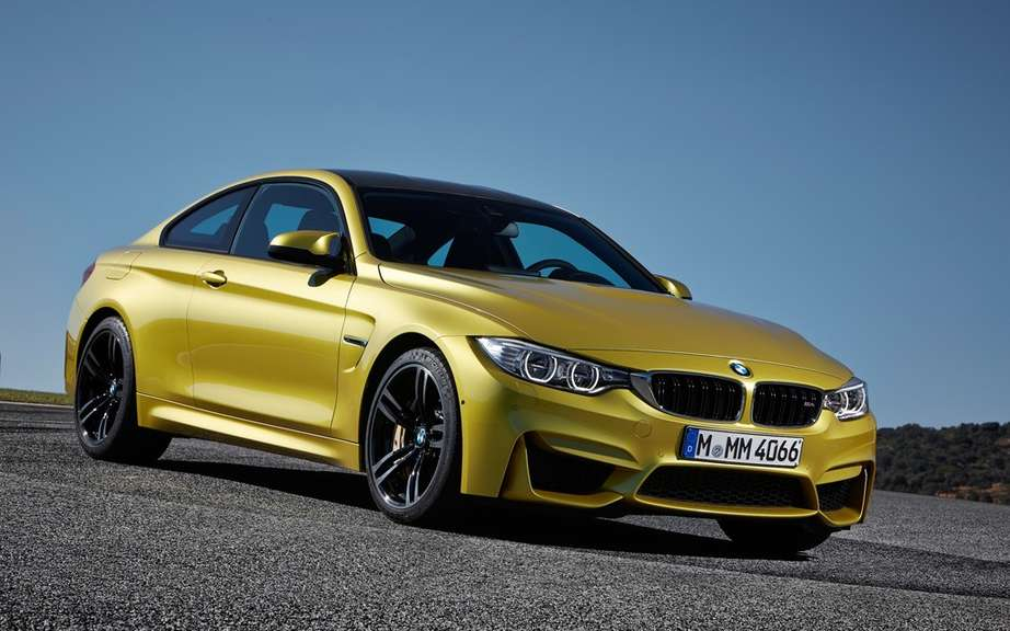 Here are the 2015 BMW M3 and M4 picture #15