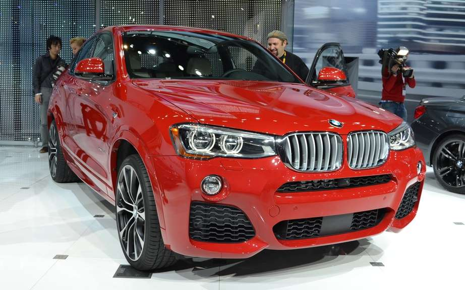 BMW X4 diesel engine picture #1