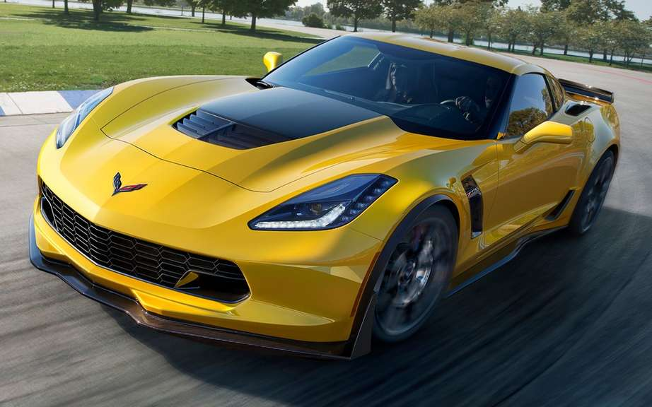More reports for the Chevrolet Corvette picture #13