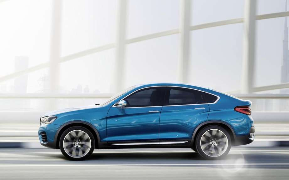 BMW X4 diesel engine picture #3