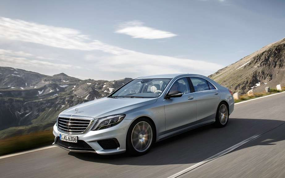 Mercedes-Benz S-Class elue Car of the year in China