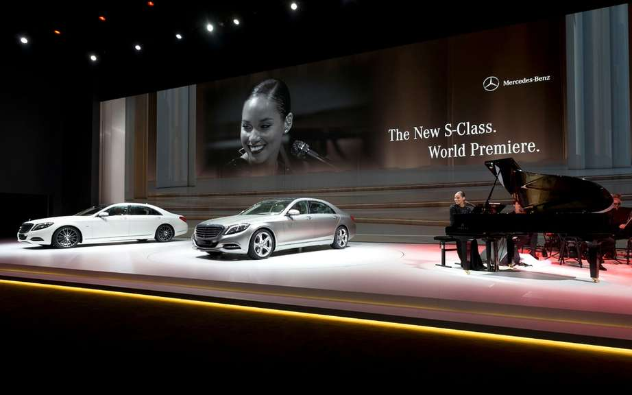 Mercedes-Benz S-Class elue Car of the year in China picture #3