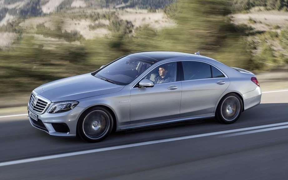 Mercedes-Benz S-Class elue Car of the year in China picture #4