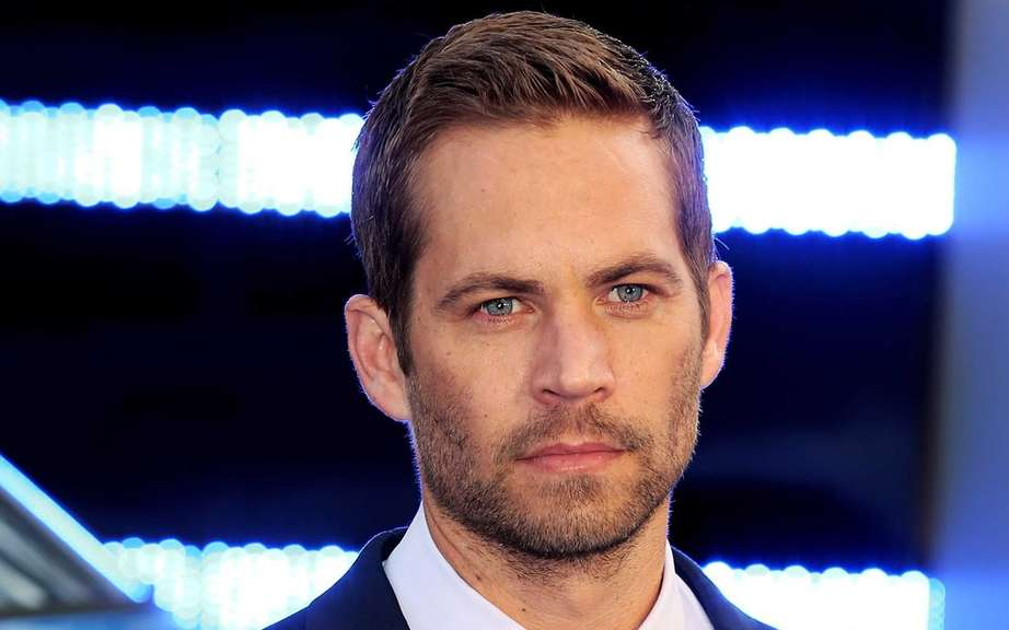 The actor Paul Walker who had died in a car accident picture #2