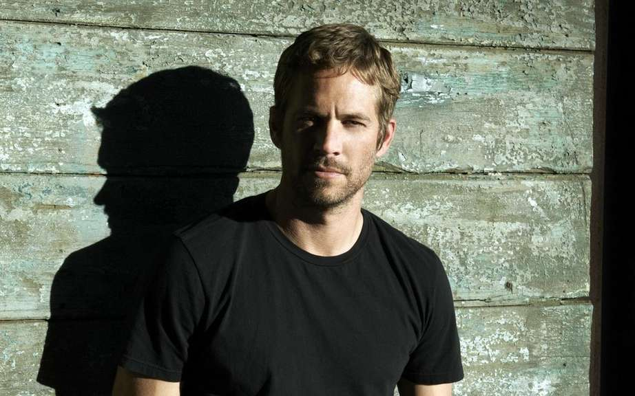 The actor Paul Walker who had died in a car accident picture #3