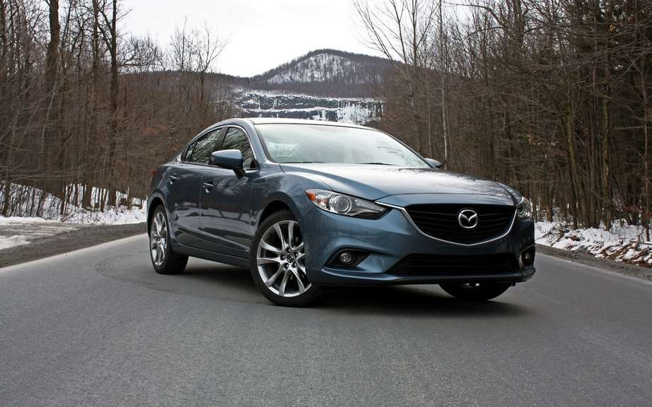 Mazda and renewal of its range picture #3