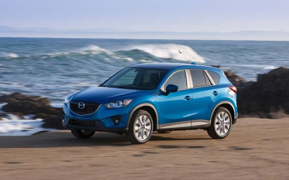 Mazda and renewal of its range picture #5