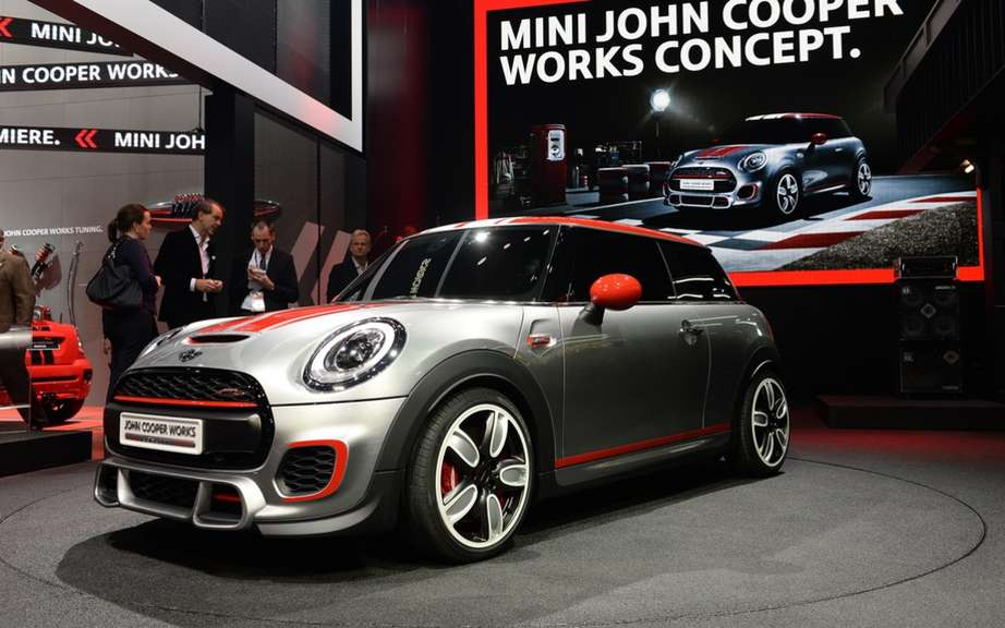 Mini Cooper diesel for America