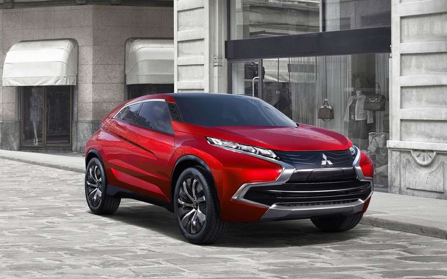 XR-Mitsubishi PHEV Concept: the next RVR picture #4