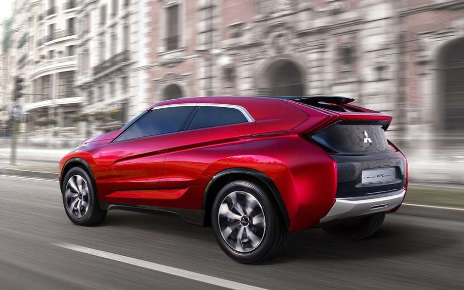 XR-Mitsubishi PHEV Concept: the next RVR picture #5