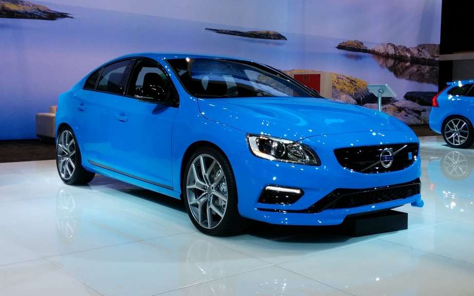 Volvo S60 and V60 Polestar: Swedish muscled picture #2