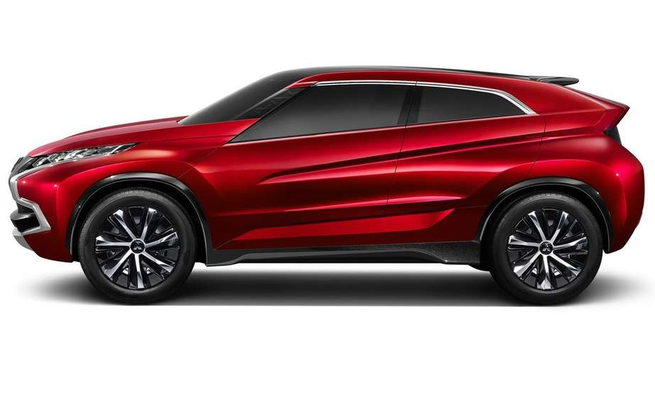 XR-Mitsubishi PHEV Concept: the next RVR picture #6