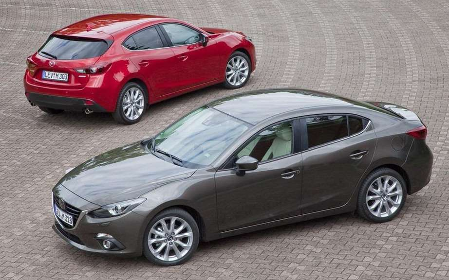 Mazda and renewal of its range picture #7