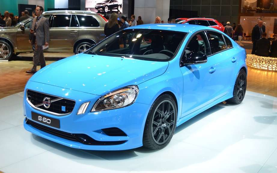 Volvo S60 and V60 Polestar: Swedish muscled picture #3