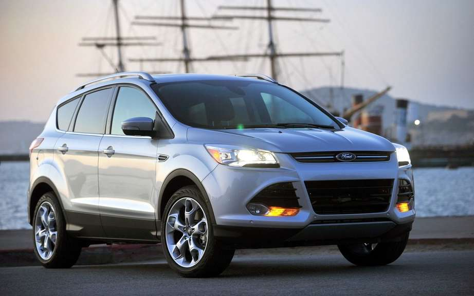 2013 Ford Escape recalled for the seventh time picture #2
