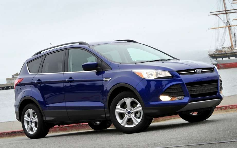 2013 Ford Escape recalled for the seventh time picture #3