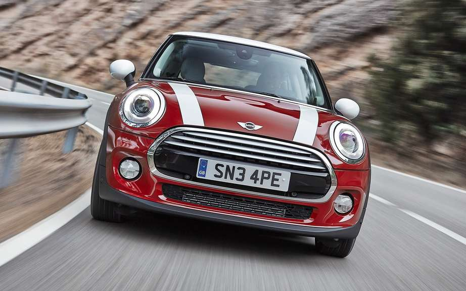 Mini Cooper convertible 2015 another twelve month wait