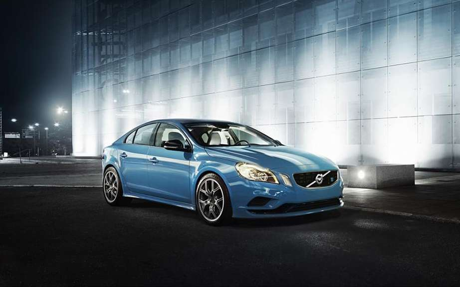 Volvo S60 and V60 Polestar: Swedish muscled picture #4