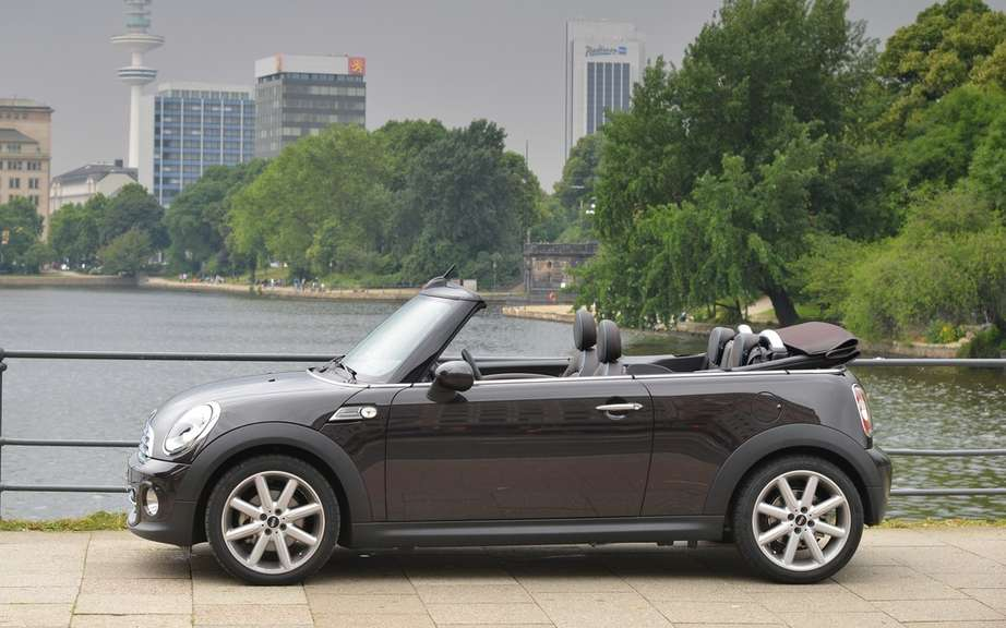Mini Cooper convertible 2015 another twelve month wait picture #2