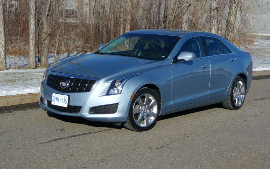 Cadillac ATS to prepare its cutting Detroit picture #4