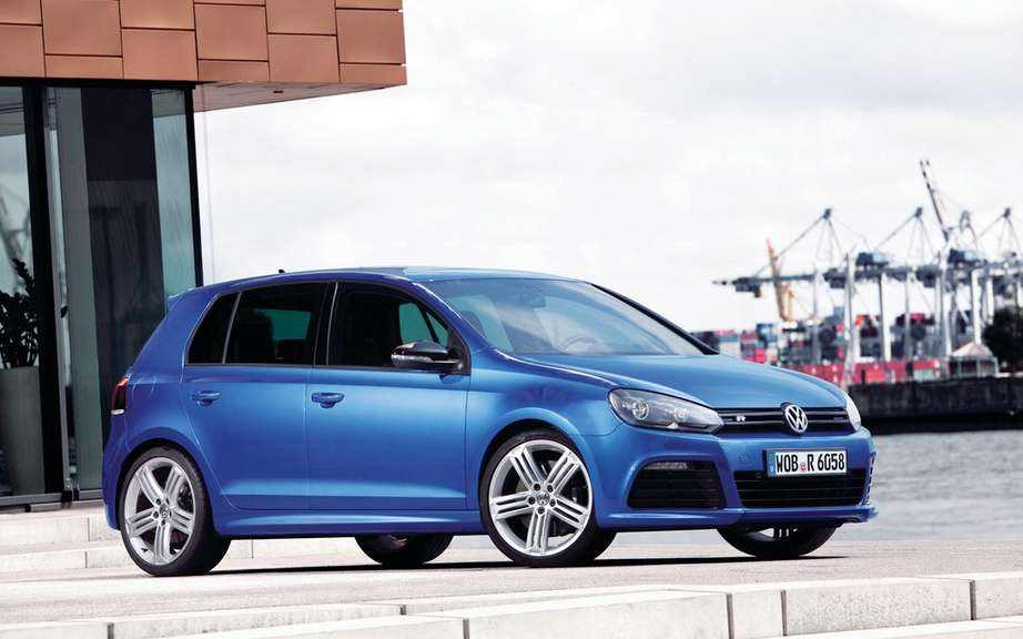 "Volkswagen Golf VII elue ""Car of the year"" in Japan picture #2"