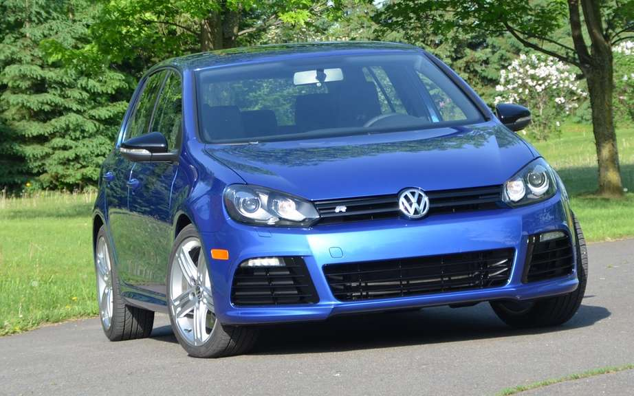 "Volkswagen Golf VII elue ""Car of the year"" in Japan picture #3"