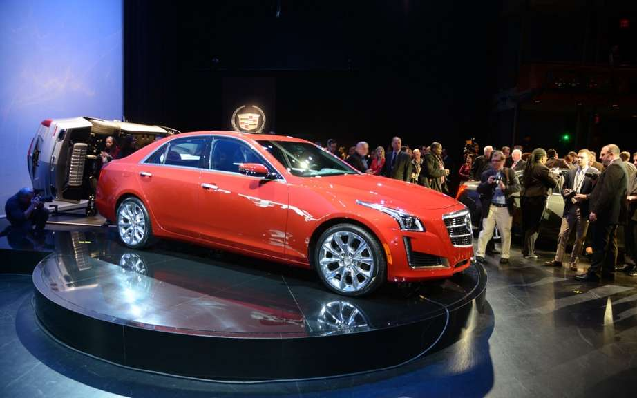 Cadillac CTS: still among the 10 best cars picture #3