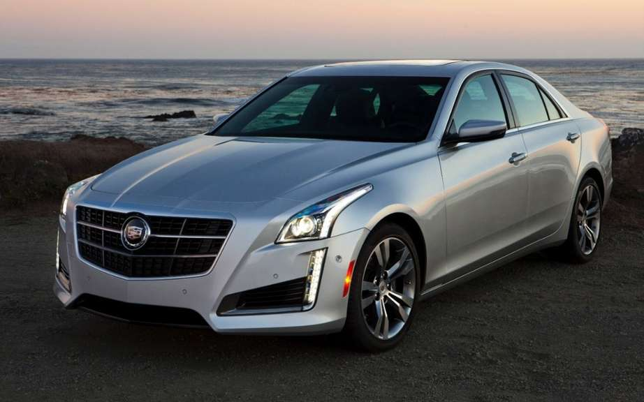 Cadillac CTS: still among the 10 best cars picture #4