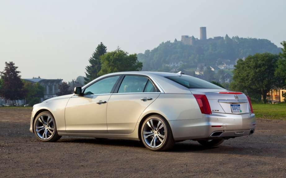 Cadillac CTS: still among the 10 best cars picture #5