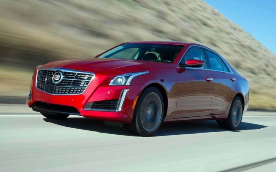 Cadillac CTS: still among the 10 best cars picture #8