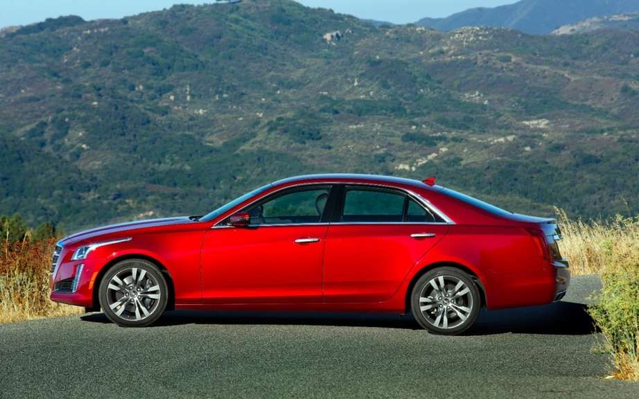 Cadillac CTS: still among the 10 best cars picture #9