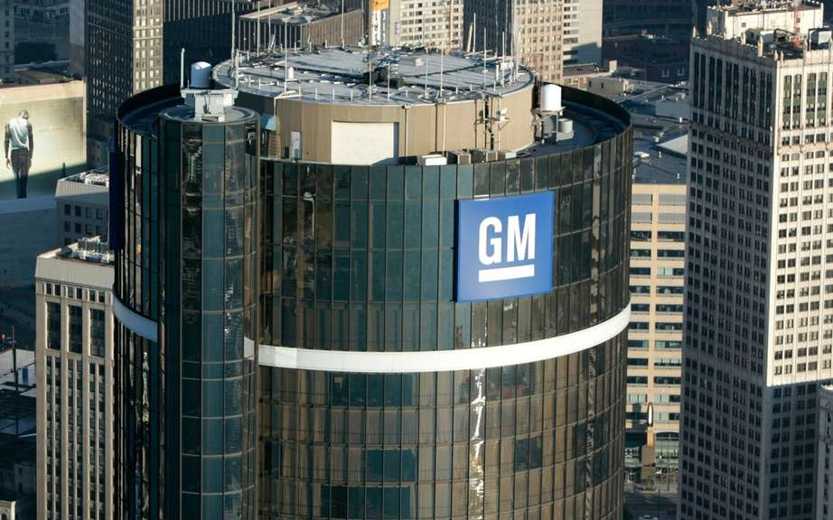 The U.S. Treasury sold $ 1.2 billion shares of GM picture #6