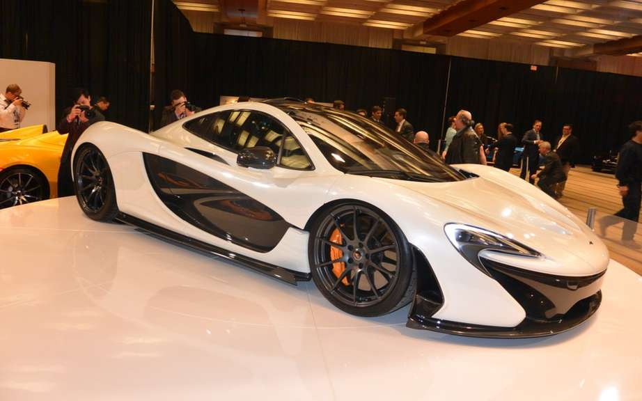 McLaren P1: 375 copies have found a buyer