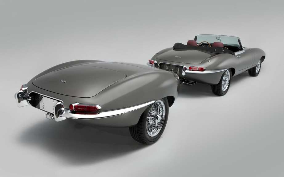 1968 Jaguar E-Type: A super original restoration picture #1