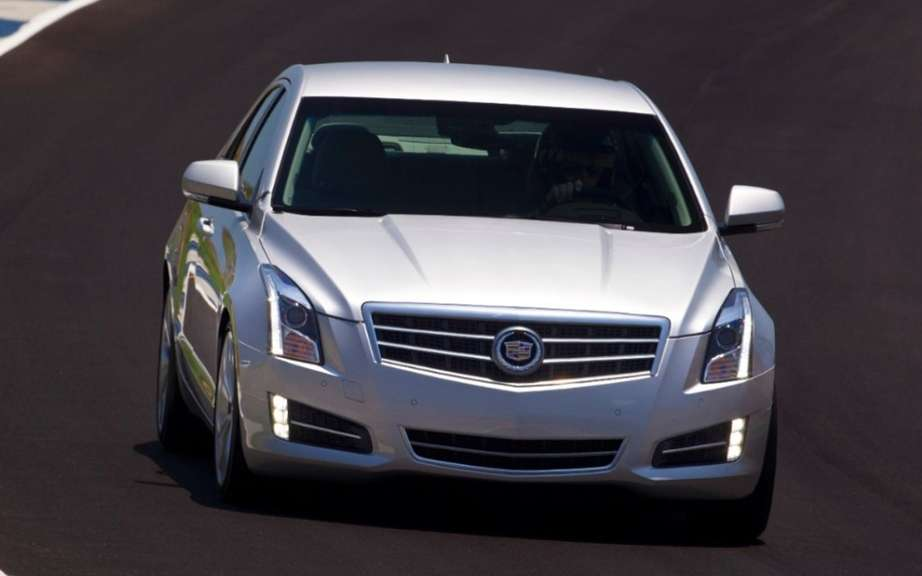 Cadillac ATS-V more powerful than the BMW M3 picture #2