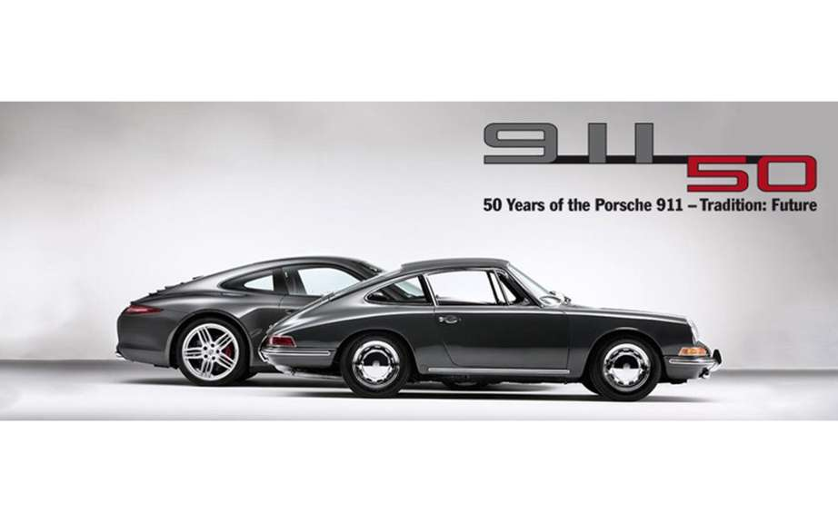 Beijing welcomes the 50th anniversary of the legendary Porsche 911 picture #4