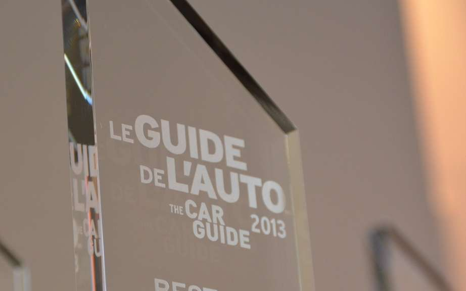 Auto Guide 2013 nominated for price Grand La Presse