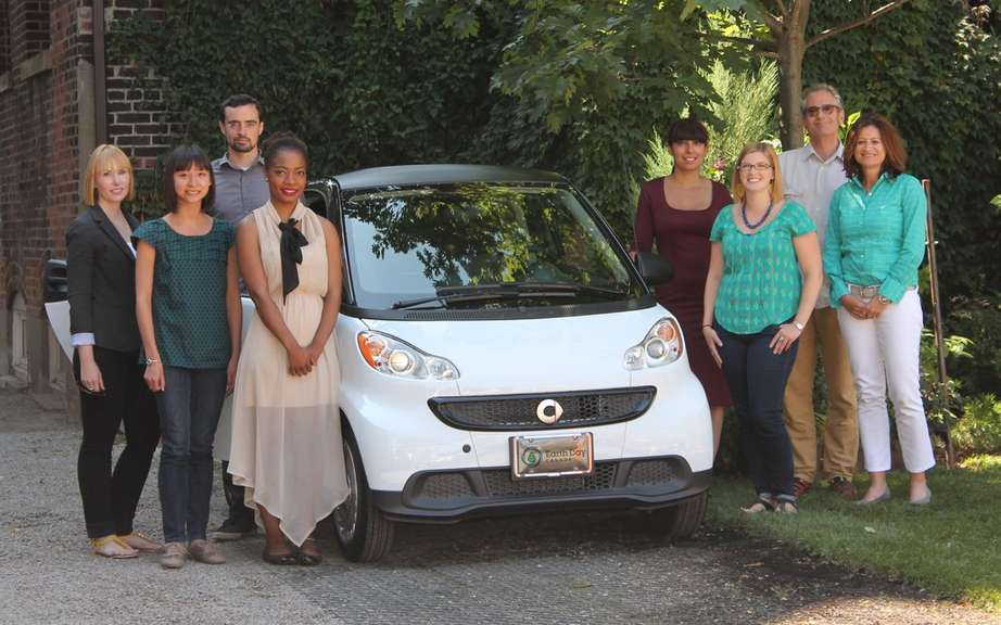 Car2Go finally available for Montrealers
