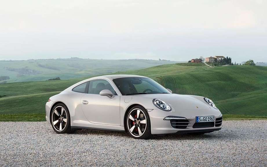 Beijing welcomes the 50th anniversary of the legendary Porsche 911 picture #5