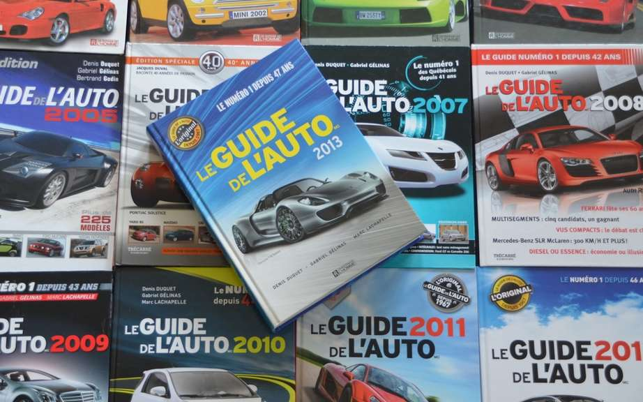 Auto Guide 2013 nominated for price Grand La Presse picture #2