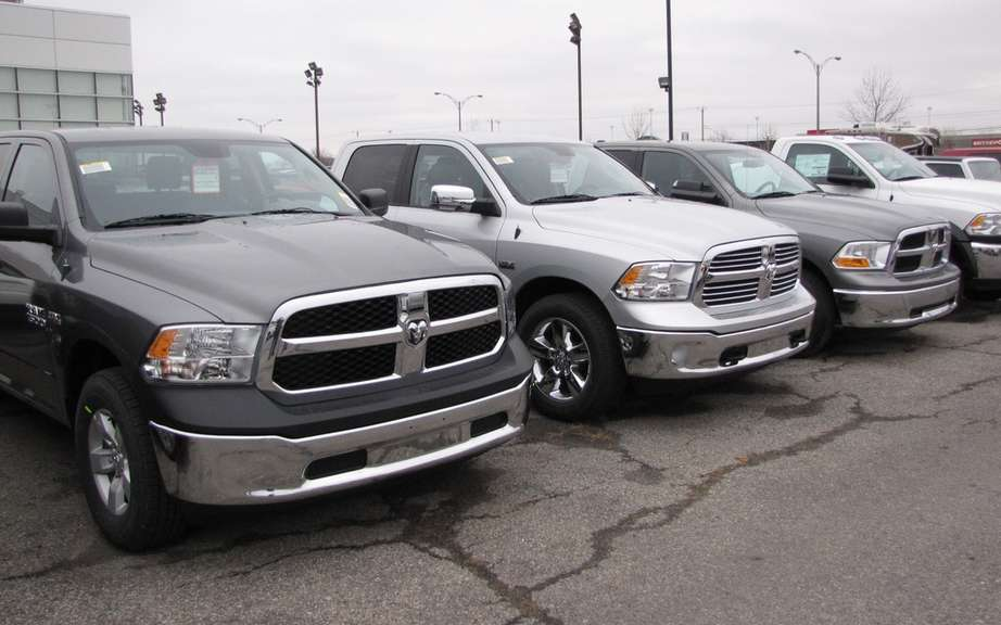 Increase in Canadian vehicle sales in October