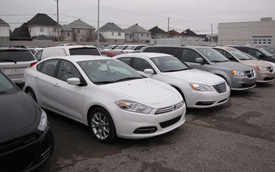 Increase in Canadian vehicle sales in October picture #2
