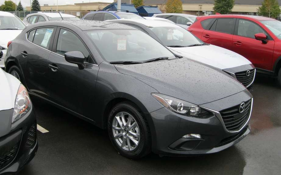 The Mazda3 is selling more than ever! picture #3