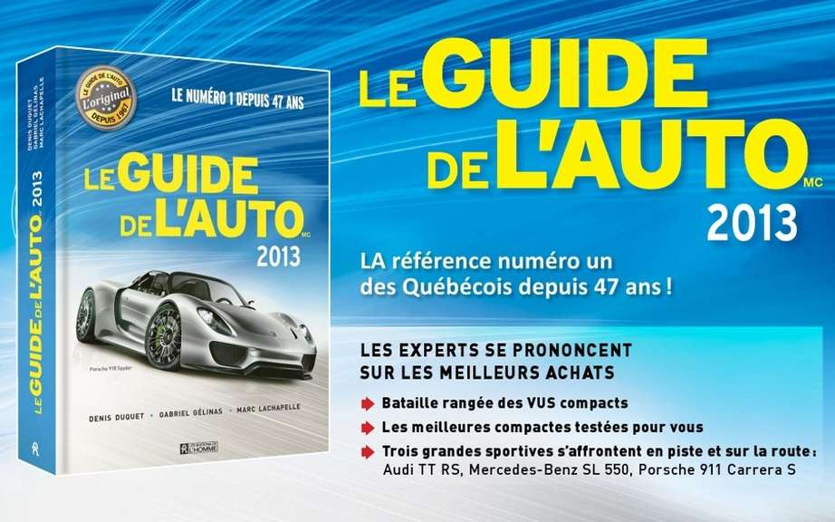 Auto Guide 2013 nominated for price Grand La Presse picture #3