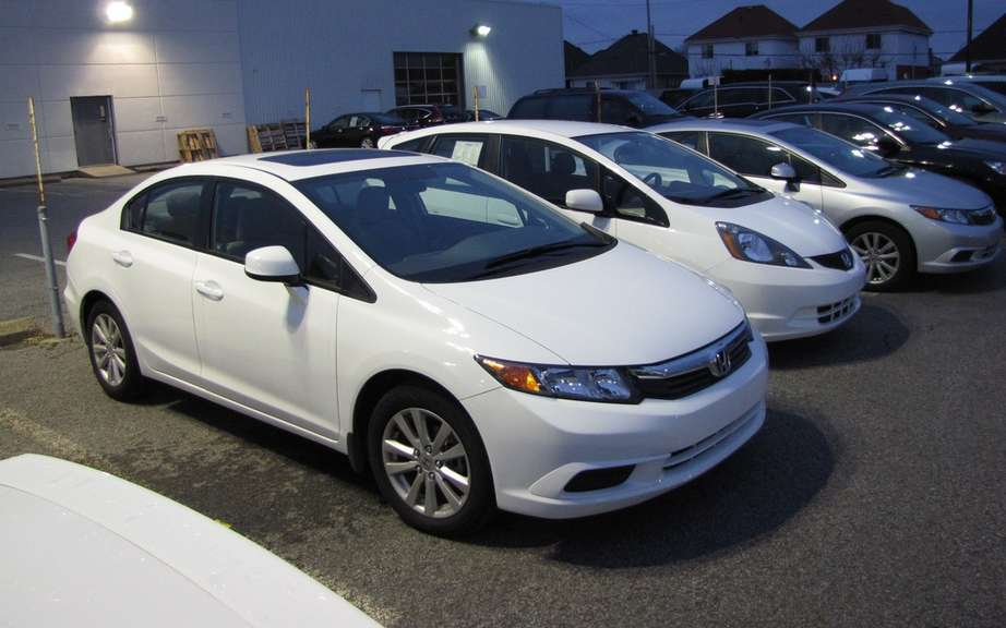 Honda Canada delivers 15,302 vehicles in October